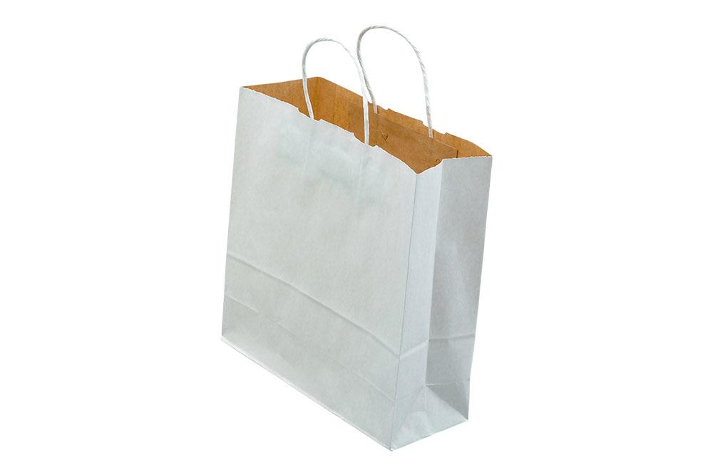 紙手提袋</br>「リバーシブル・ストライプ」