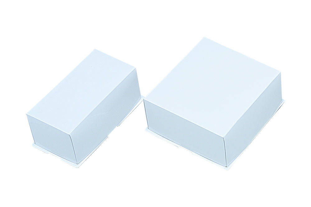 ロールケーキ箱</br>6寸 ホワイト