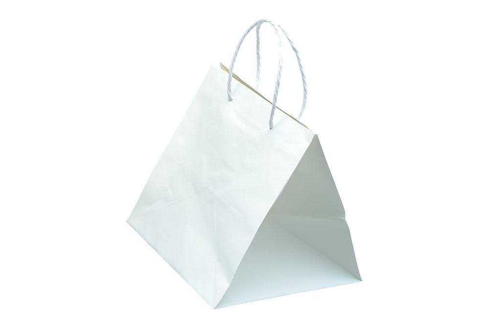 紙手提袋「キューブ」