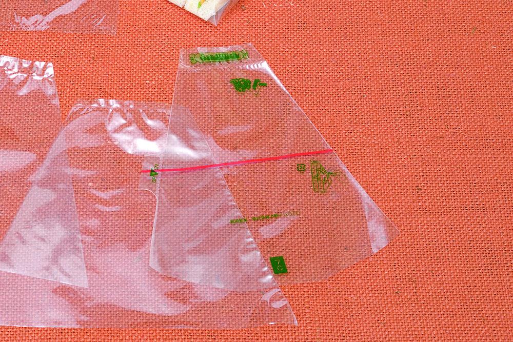 PPサンド袋テープ付1色70